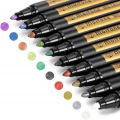 머그 나무 유리 페인팅 페인트마카 페인트마커 DIY 금속 마커 펜