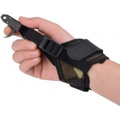 컴파운드보우 양궁 손목 릴리스 릴리즈 트리거 캘리퍼 스트랩