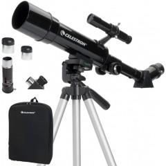 셀레스트론 천체망원경 50mm Travel Scope - Portable Refractor
