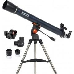 셀레스트론 천체망원경 AstroMaster 90AZ Refractor