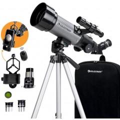 셀레스트론 천체망원경 70mm Travel Scope DX - Portable Refractor