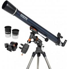 셀레스트론 천체망원경 AstroMaster 90EQ Refractor