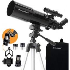 셀레스트론 천체망원경 80mm Travel Scope - Portable Refractor