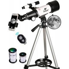 천체망원경 Gskyer 70mm Aperture 400mm AZ Mount Astronomical Refracting