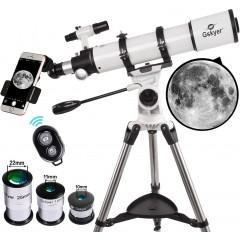 천체망원경 Gskyer for Adults 600x90mm AZ Astronomical Refractor